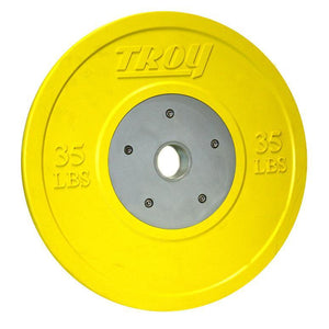 Troy Barbell Competition Training Bumper Plates