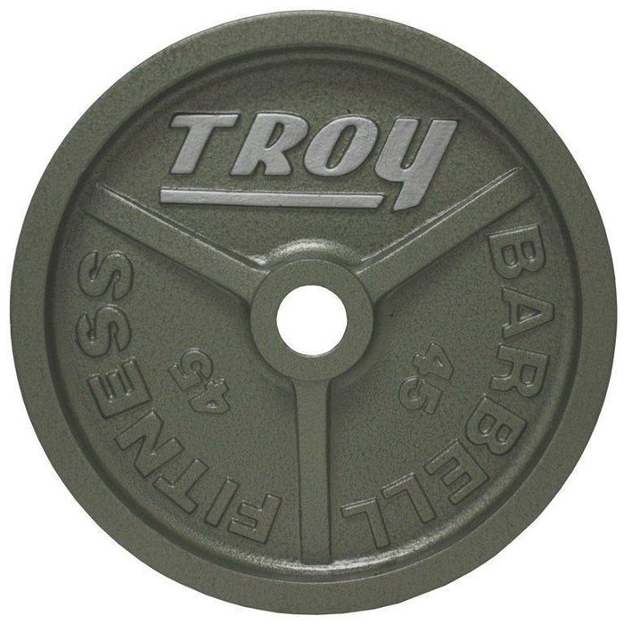 Troy Wide Flanged Deep Dish Gray Olympic Plates