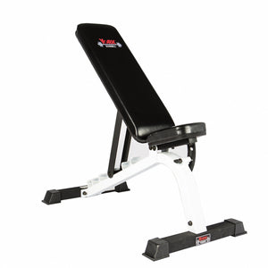 York Flat to Incline FID Adjustable Workout Bench.