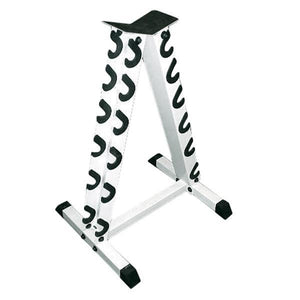 York A Frame Dumbbell Rack