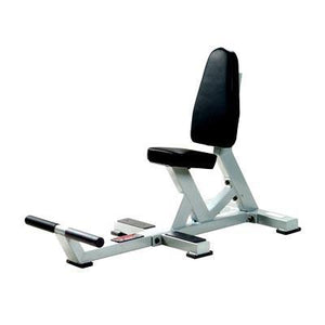 York Commercial Utlity Shoulder / Tricep Bench with Foot Rest