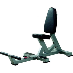 York Commercial Utlity Shoulder / Tricep Bench Silver
