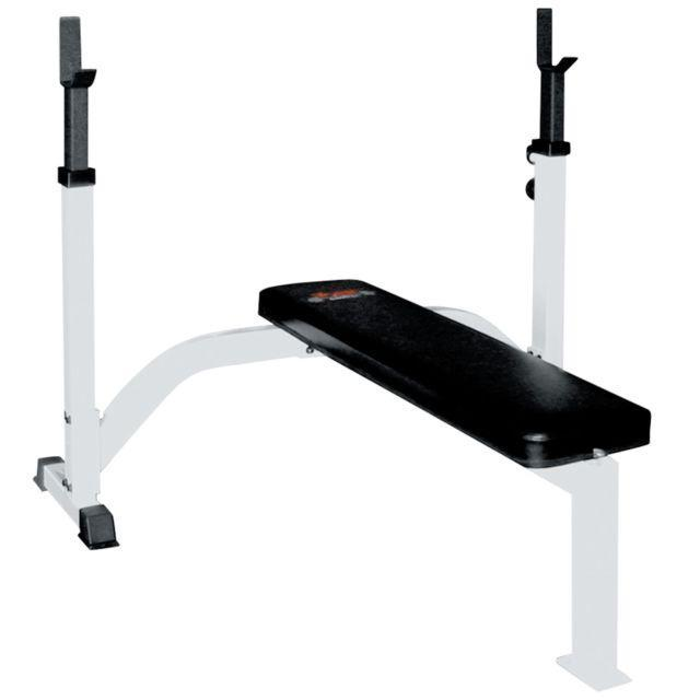 York FTS Light Commercial Olympic Flat Bench Press