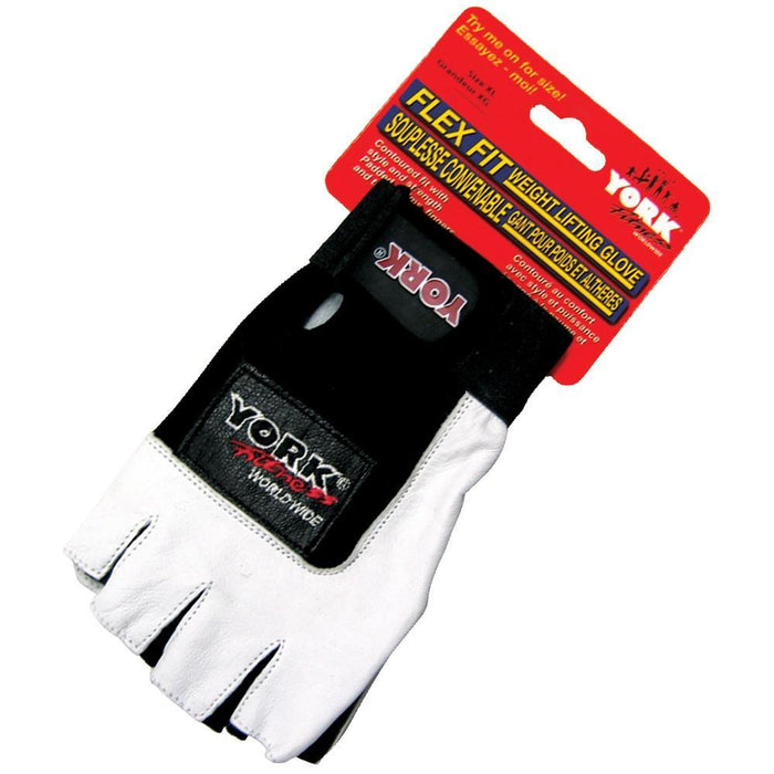 York Flex Fit Weight Lifting Gloves