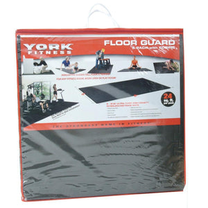 York Floor Guard High Density Interlocking Foam Mats