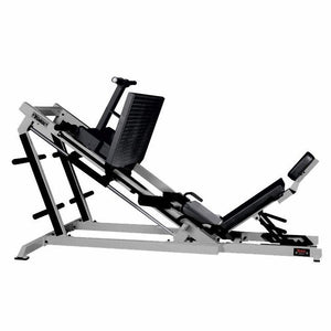 STS 35 Degree Leg Press Commercial Leg Press - Silver
