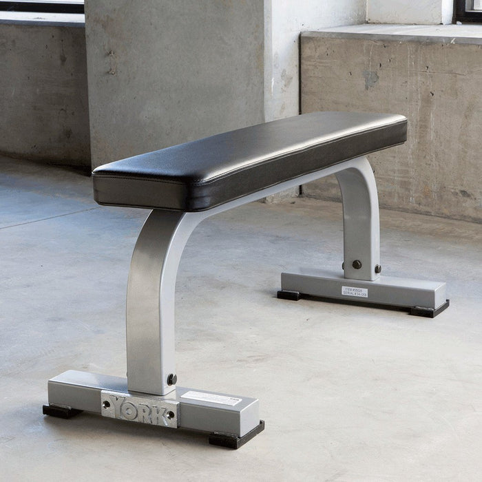 York STS Commercial Dedicated Flat Bench