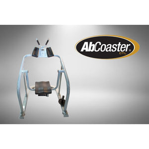 AbCoaster CTL Commercial Abdominal Machine Promo Card