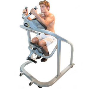 AbCoaster CTL Commercial Abdominal Machine Full Contraction