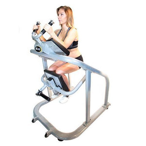 AbCoaster CTL Commercial Abdominal Machine Cruch Exercise