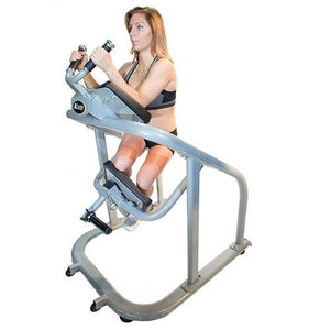 AbCoaster CTL Commercial Abdominal Machine Lateral Movement
