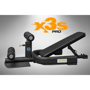 ABS X3S Pro Abdominal and Squat Exercise Machine.