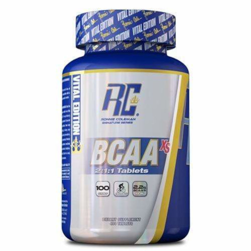 Ronnie Coleman BCAA-XS 400 Tablets.