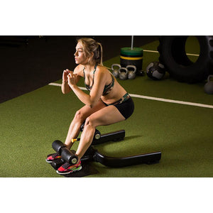 ABS X3S Pro Sissy Squat Bench Leg Support