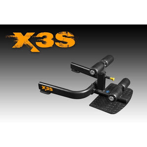 ABS X3S Pro Abdominal and Squat Exercise Machine Promo Card.