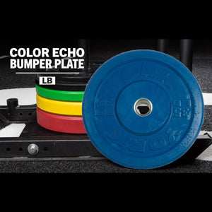 York Barbell Premium Colored Olympic Bumper Plates