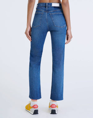 Load image into Gallery viewer, RE/DONE 70s High Rise Stove Pipe Jeans