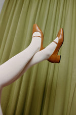 About Arianne Mina Ballet Pumps Honey