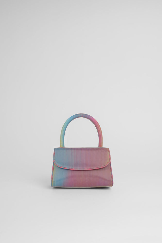 Mini Bag Rainbow Leather