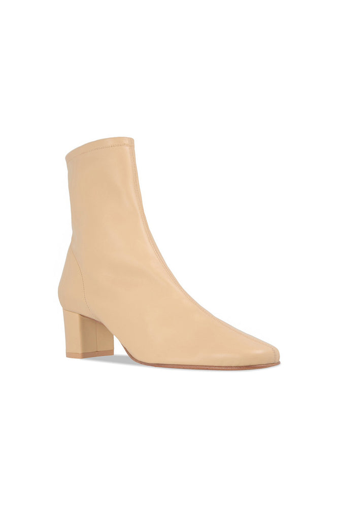 By Far Sofia Boots Cream