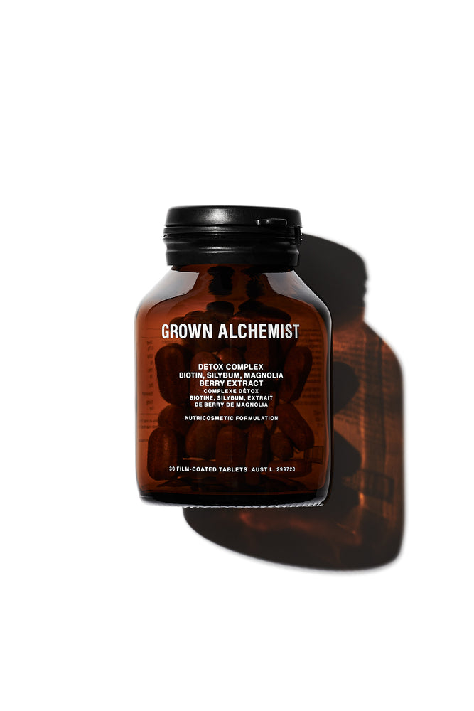 Grown Alchemist Detox Complex Supplement
