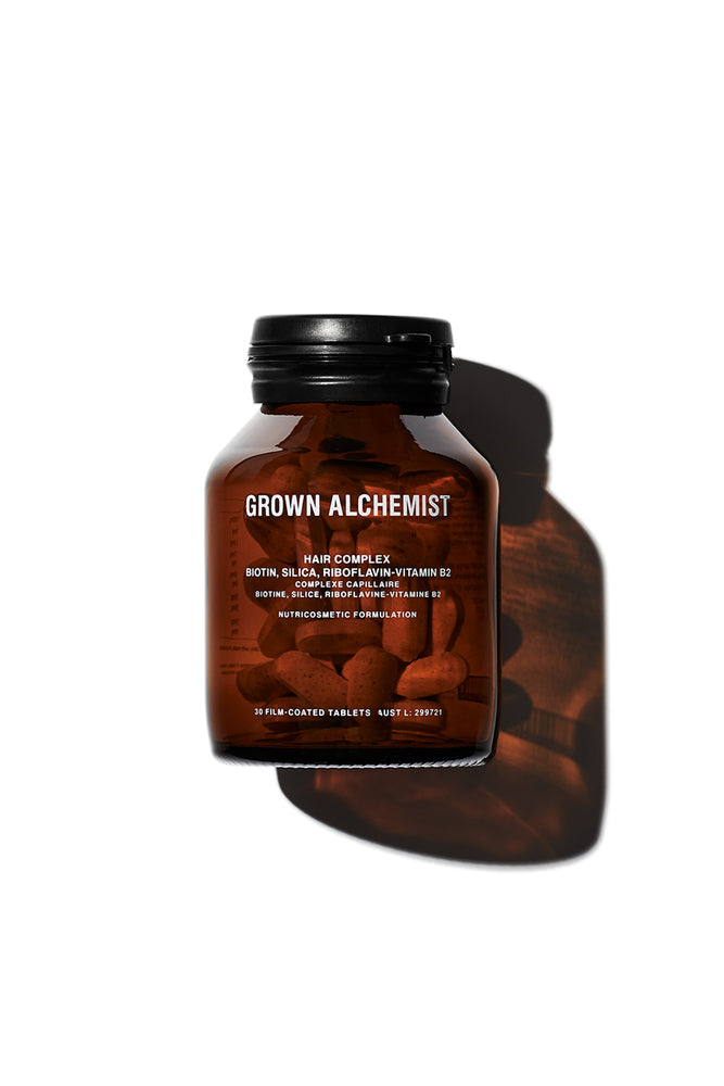 Grown Alchemist Hair Complex Supplement