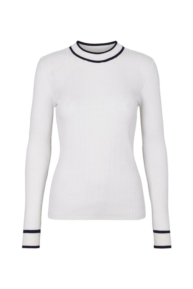 Just Female Ebba Knit Sweater Tofu
