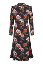 Just Female Margo Floral Maxi Dress