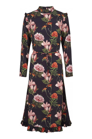 Load image into Gallery viewer, Just Female Margo Floral Maxi Dress