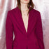 Just Female Max Blazer Magenta