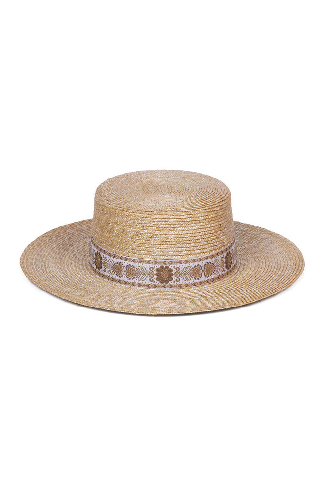 Lack of Color Spencer Boater Special Straw Hat