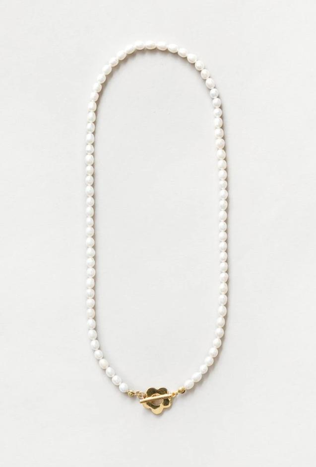 Sofia Pearl Necklace