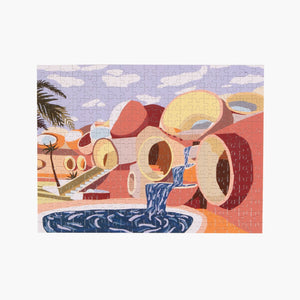 Load image into Gallery viewer, Palais Bulles Jigsaw Puzzle
