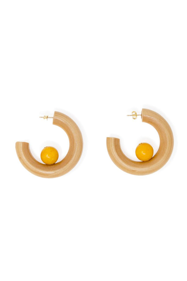 Sophie Monet El Sol Earrings