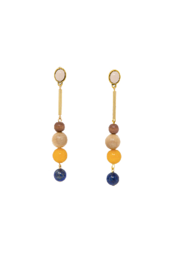 Load image into Gallery viewer, Sophie Monet Palapa Earrings