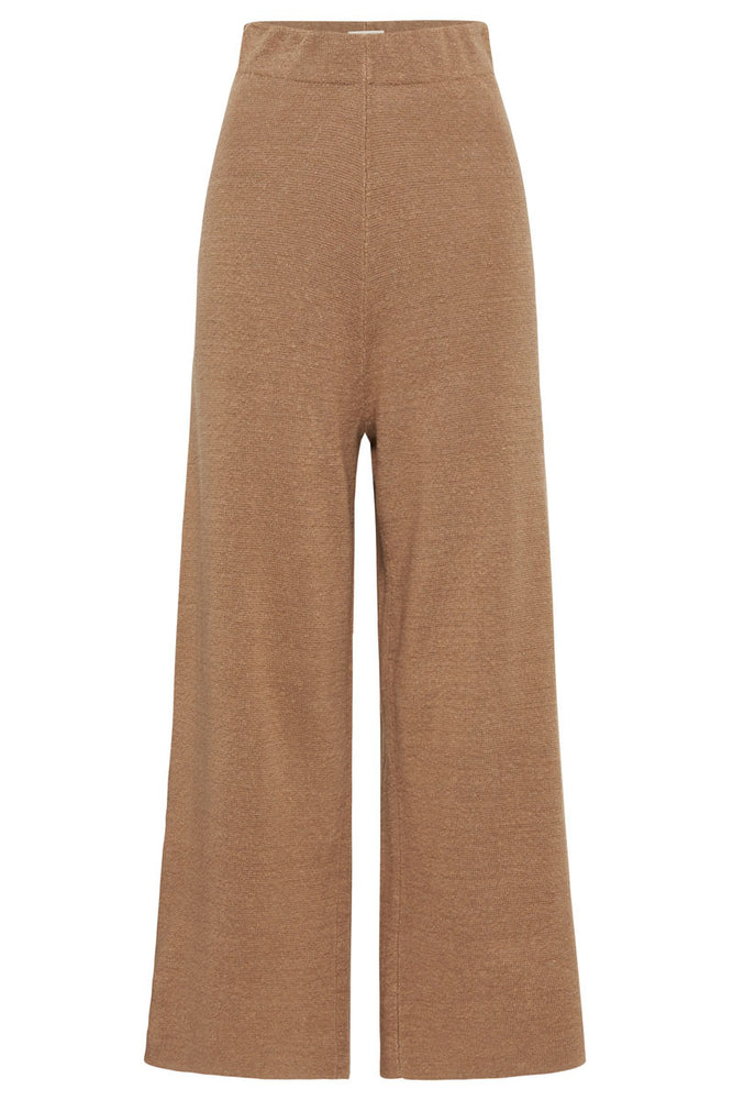St. Agni Knit Lounge Pant Almond