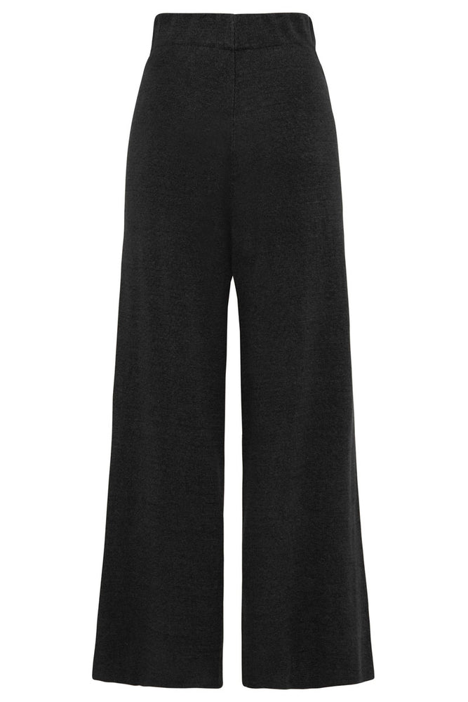 St. Agni Knit Lounge Pant Black