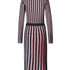 Stine Goya Camden Plisse Knit Wrap Dress Dresses