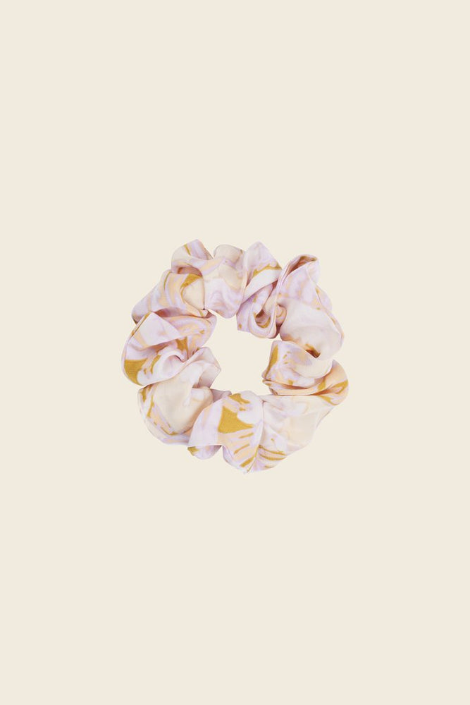 Stine Goya Silk Scrunchy Hortensia Light