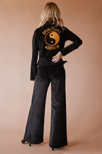 Sugarhigh Lovestoned Spiritual Advisor Postal Jacket Black