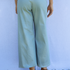 Sugarhigh Lovestoned Woody Wide Leg Pants Chambray Blue