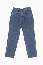 Amomento Regular Fit Denim Jeans Deep Blue