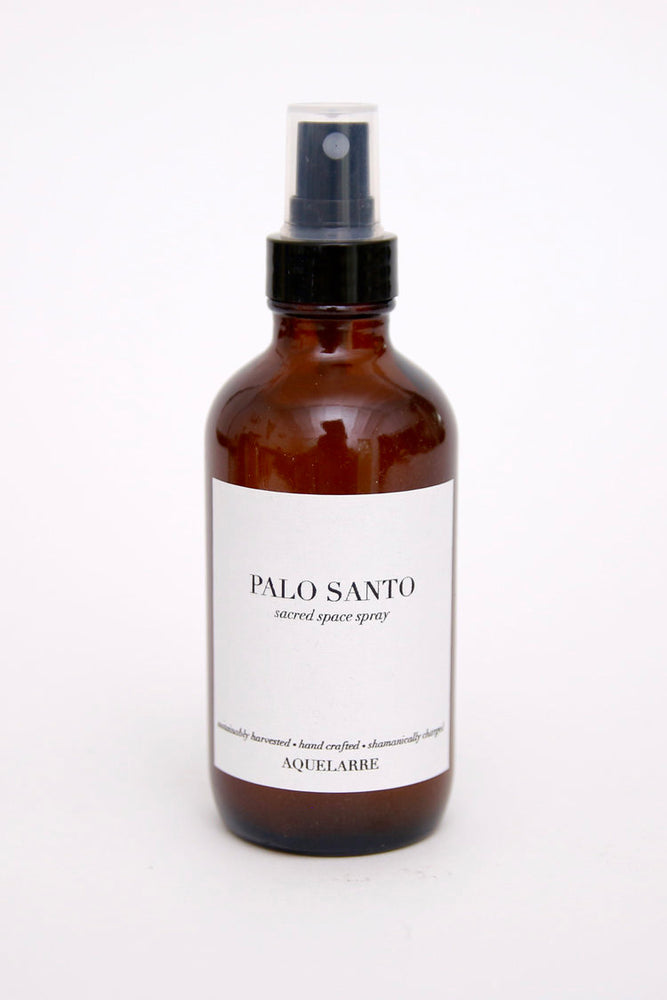 Aquelarre Palo Santo Sacred Space Spray