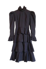 Batsheva Confection Dress Black