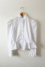 Batsheva Grace Cotton Poplin Blouse