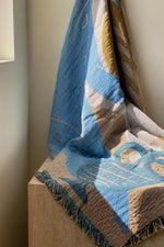 Birkin Woven Throw Blanket