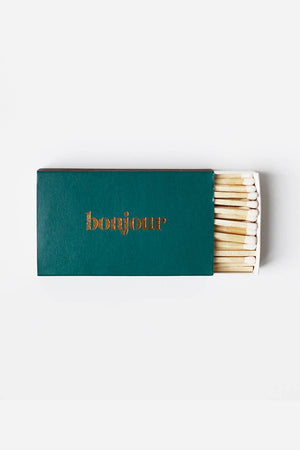 Bonjour Extra Large Matches