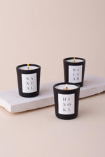 Brooklyn Candle Studio Noir Mini Candle Trio