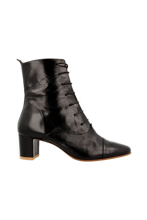By Far Lada Boots Black Leather