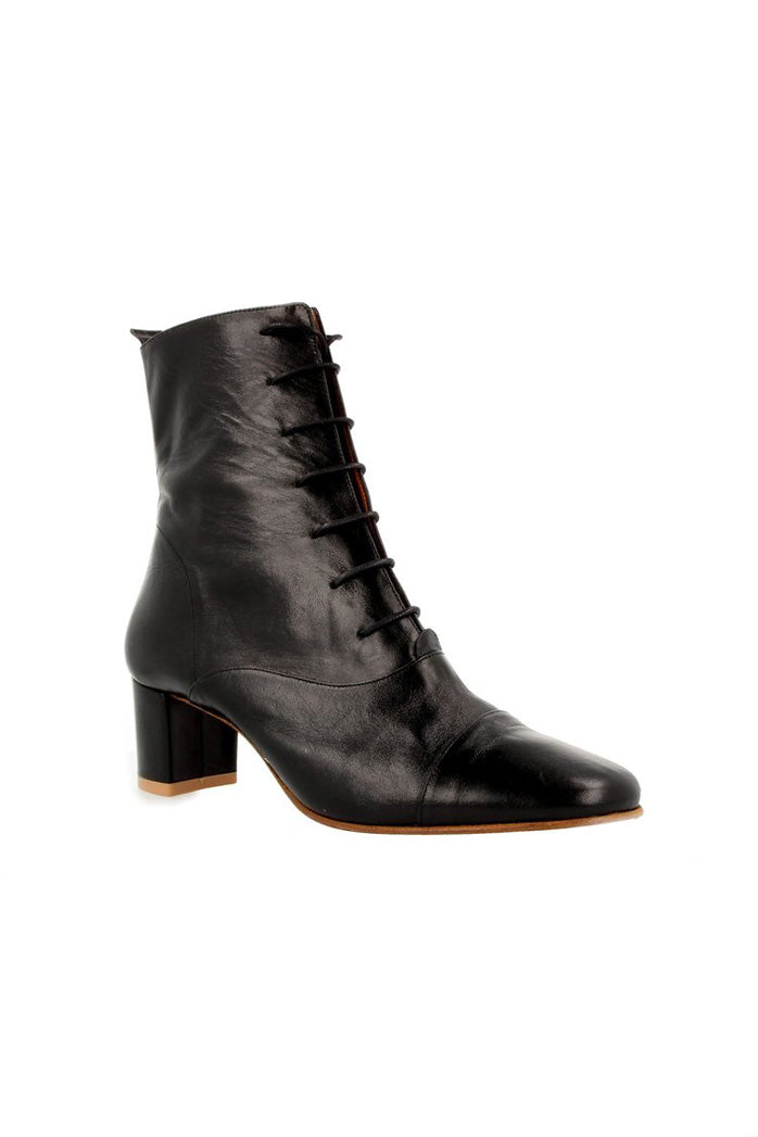 78be45e29c83 BY FAR Lada Boots Black Leather
